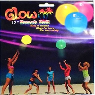 Glow Stick Işıklı Beach Ball