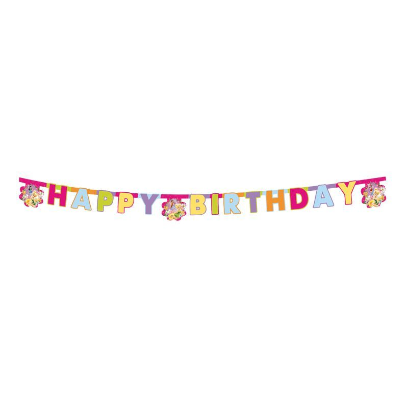 Tinkerbell ''Happy Birthday'' Banner